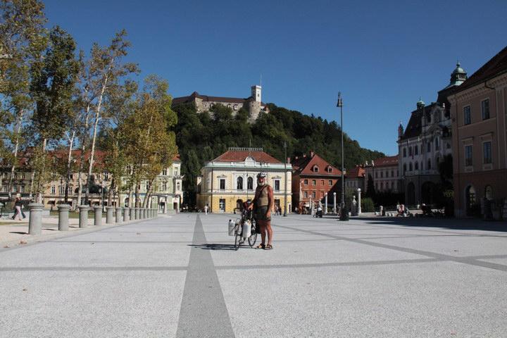 Словенія. Любляна