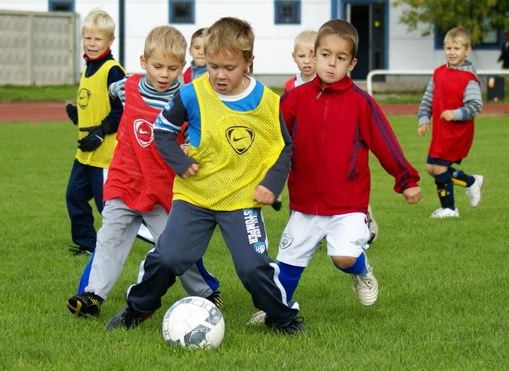 Спорт дитині допоможе