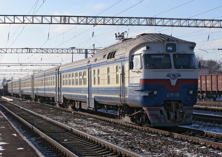 Дизель-поїзд_ДР1А-161