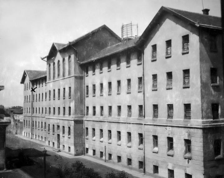 Тюрма карно-слідча 1933