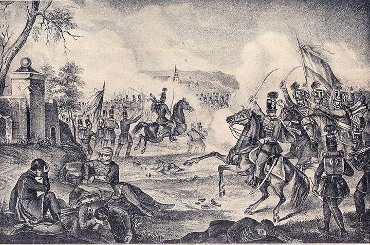 Угорське повстання