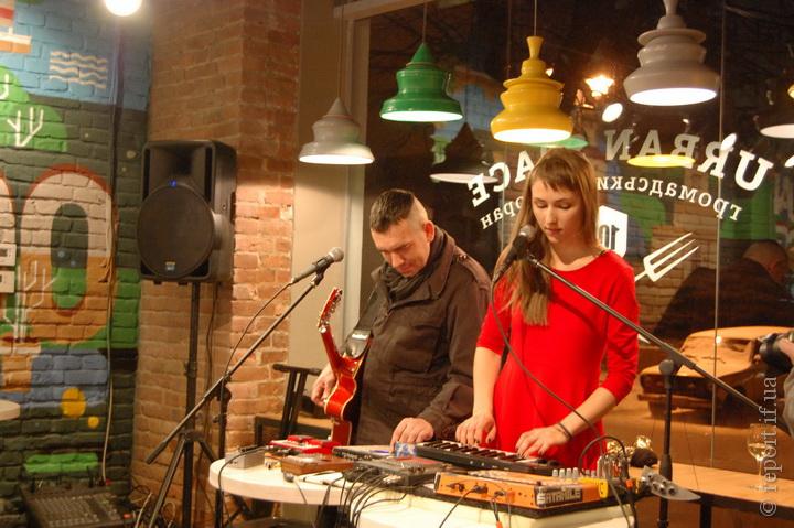 Музичні гості громадського ресторану – гурт «Zapaska»