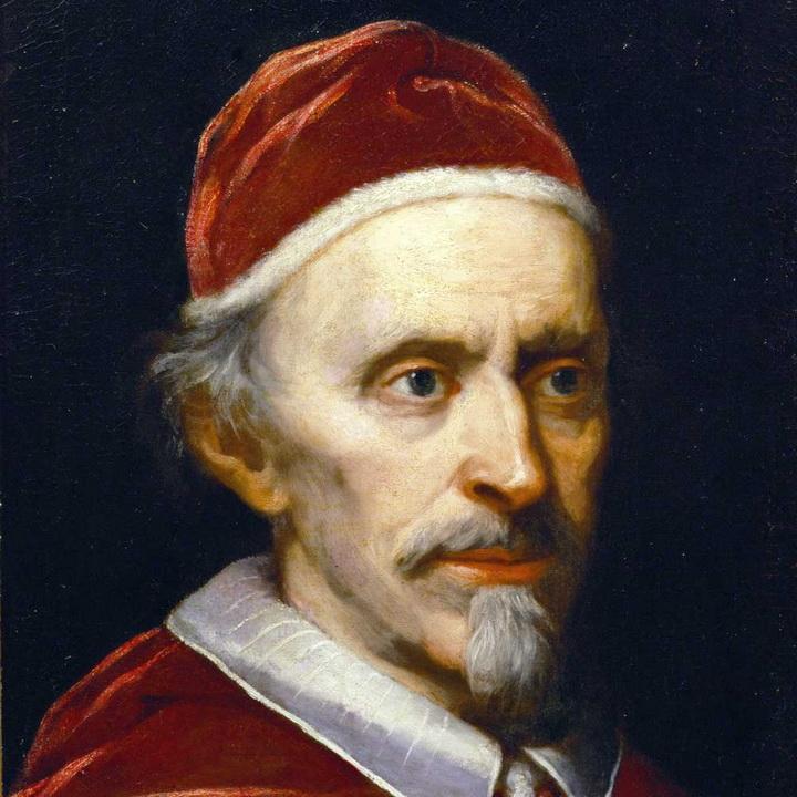 Папа Інокентій Х_