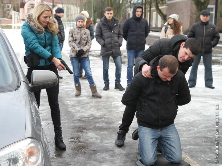 208 патрульних поліції склали присягу в Івано-Франківську