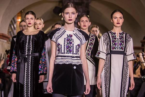 Молоді франківські дизайнери представлять свої роботи на показі українського одягу