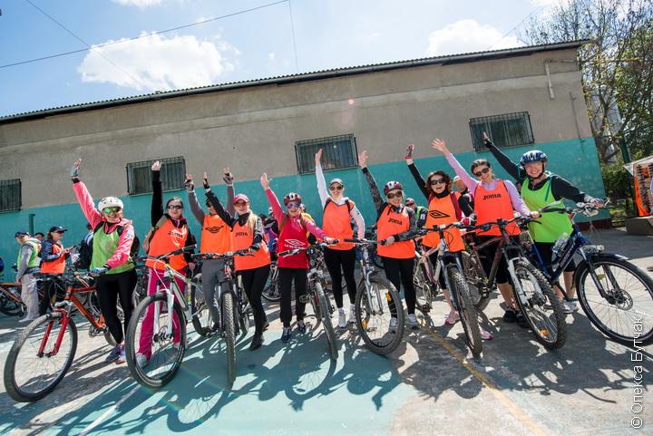 Велосипедисти Івано-Франківська встановлять рекорд України