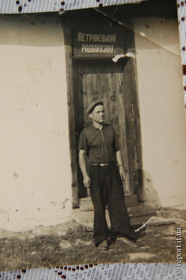 1957 рік. Рік після заслання. Був спеціалістом на вагу золота — електриком