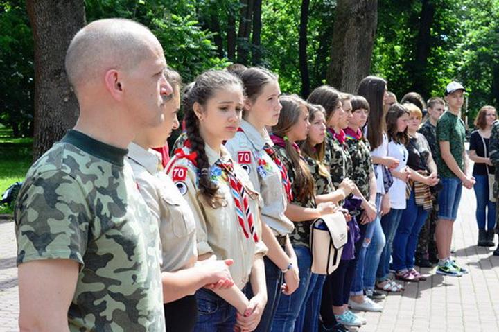 На Прикарпатті проведуть патріотичну програму «Чорний ліс 2019»