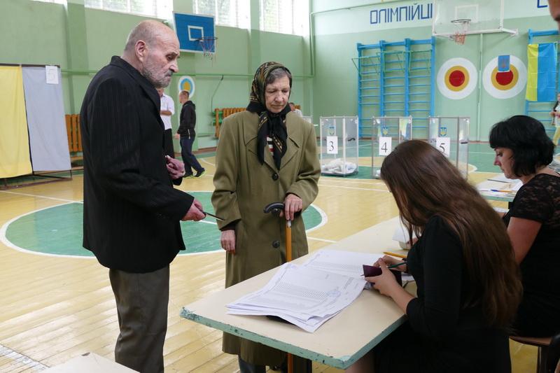 вибори,Калуш,довибори,Шевченко,Насалик