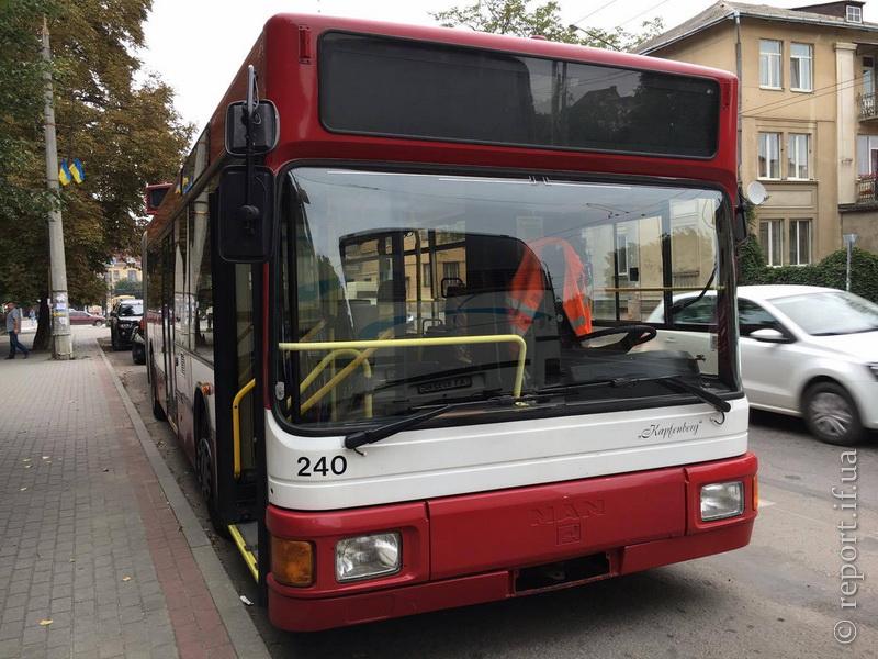 """Результат пошуку зображень за запитом """"тролейбус 4 івано-франківськ"""""""