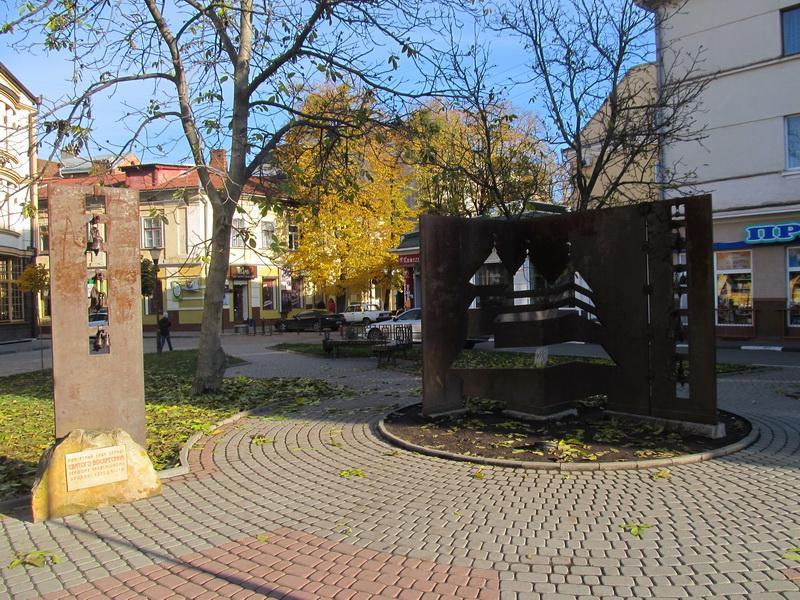 В центрі Івано-Франківська встановлять копію унікального каменю