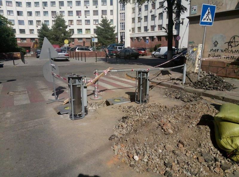 У комунальному департаменті пояснили, чому в місті більшає розкопок (відеосюжет)