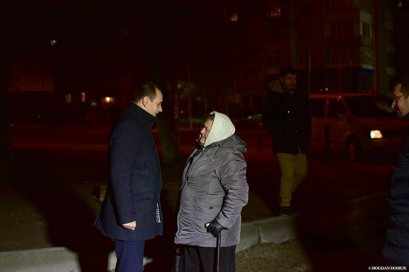 """Результат пошуку зображень за запитом """"В Івано-Франківську традиційно провели перевірку вулиць міста"""""""