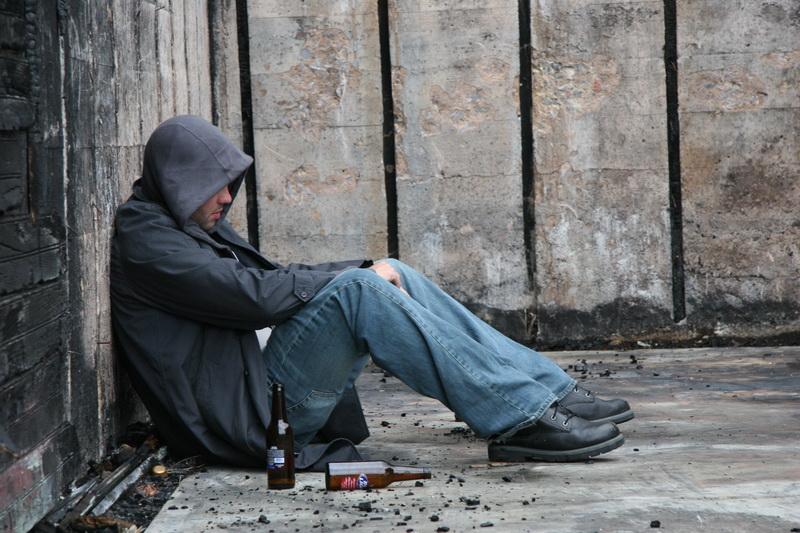 Наркотики гуляють стінами