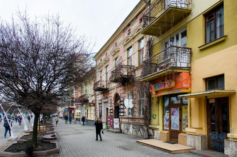 Слідами старого Станиславова. Будинок Натана Бораля
