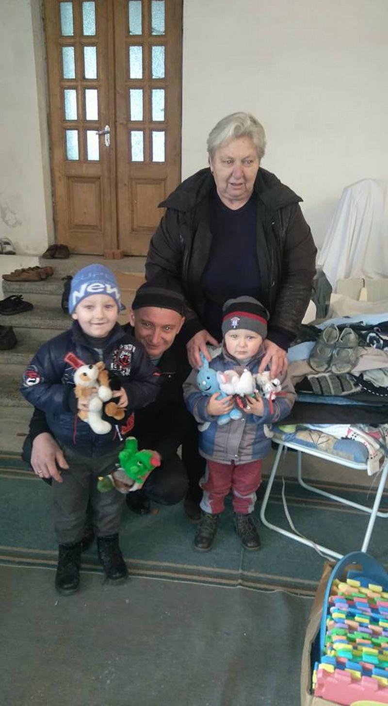 Під Франківськом подружжя Зіммхенів відкрило Центр допомоги для родин учасників АТО (фото)