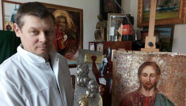 В Івано-Франківську вперше покажуть ризу чудотворної ікони