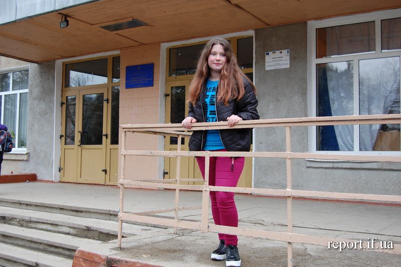 Вероніка і лист солдату. Школярку з Надвірної шукали цілою Україною