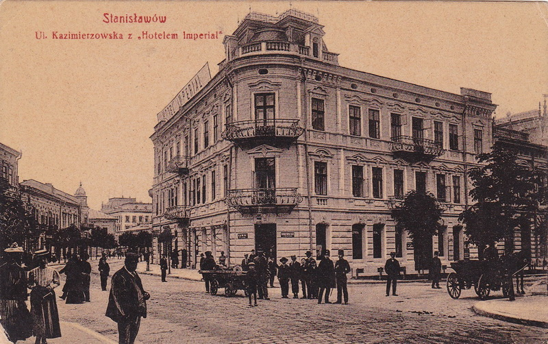 Готелі старого Станиславова. Епоха комфорту  (фото)