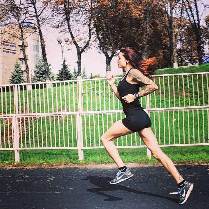 Як підготуватися до марафону і оминути стіну, – Марія Карачина у Франківську