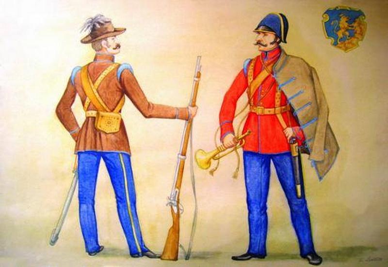 """Гармата-орган і гірські стрільці. Чим завершилася """"Весна народів"""" у Станиславові"""