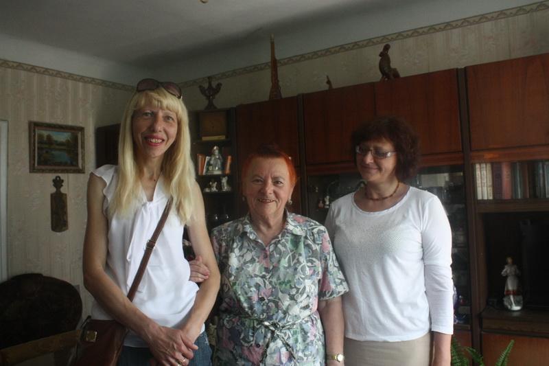 Один день соціального працівника у Франківську