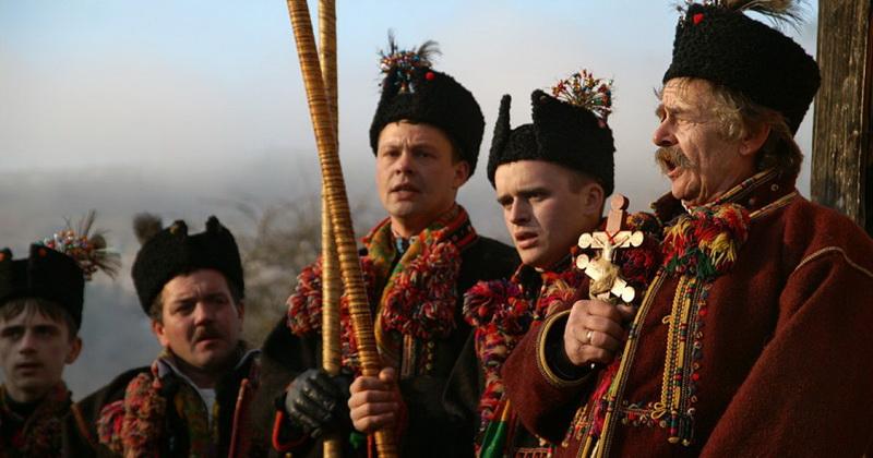 Карпати кличуть на свята. Фото: Ігор Меліка