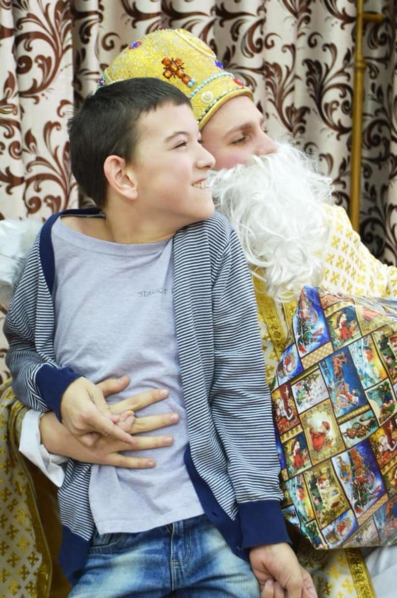 На Прикарпатті Миколай прийде до кожного – допоможуть мальтійці