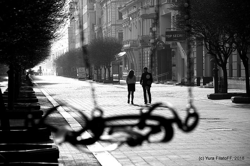 Франківськ, якого ви не помічали, – від Юрія Філатова (фоторепортаж)