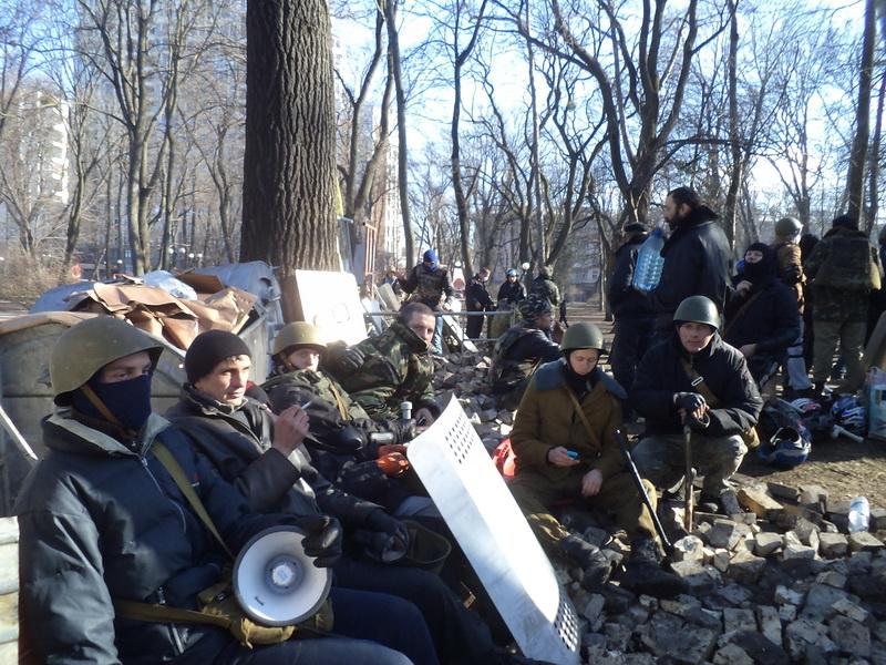 Майдан нічого не забув. Прикарпатці розповідають про останні дні революції в Києві
