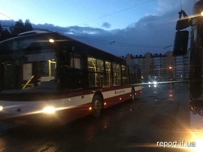 У кондуктора є план. Польові дослідження франківських тролейбусів