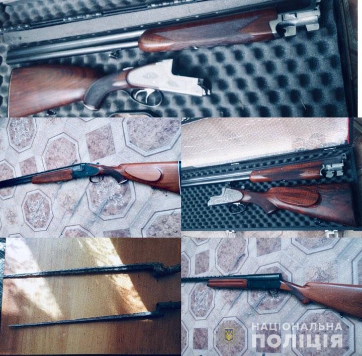 За три тижні мешканці Прикарпаття добровільно здали понад 200 одиниць зброї