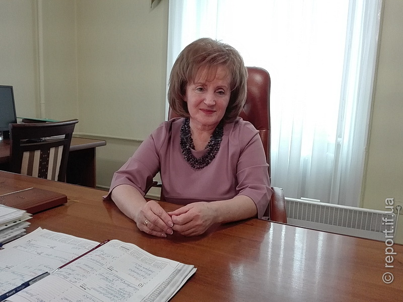 «Ми працюємо на випередження», – проректор ІФНМУ Ганна Ерстенюк