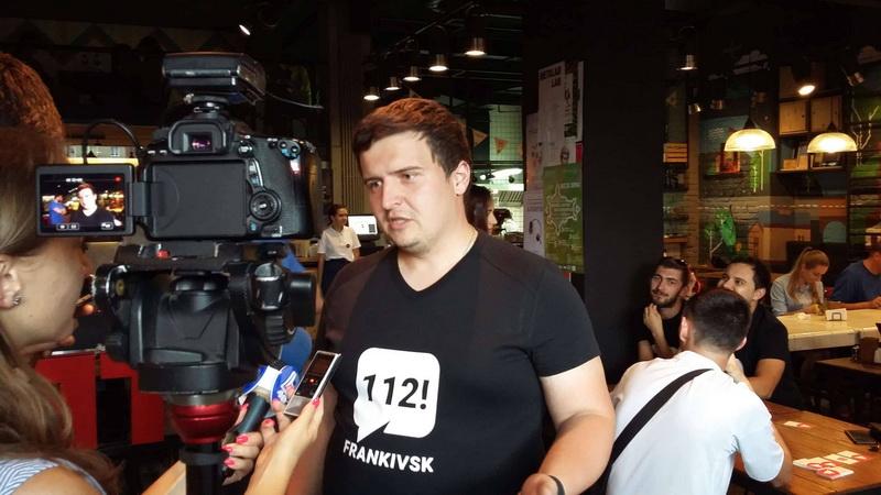 """Максим Торбяк і команда чату Frankivsk 112 – люди тижня за версією """"Репортера"""""""