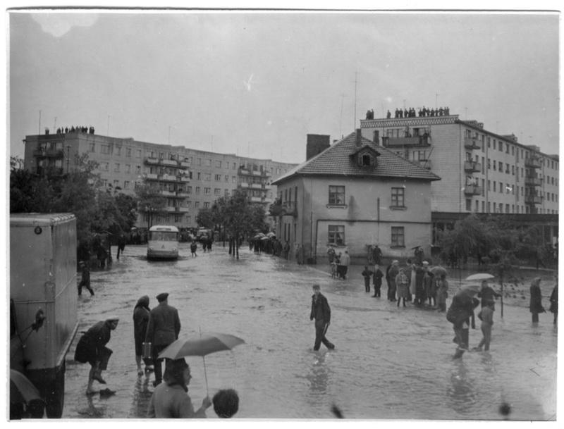 Повінь-69: як Франківськ пережив водяний апокаліпсис і чим усе закінчилося (ФОТО)