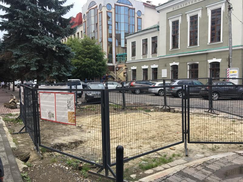 Що ж буде з розкопками Тисменицької брами біля головного корпусу медуніверситету (фото), фото-6