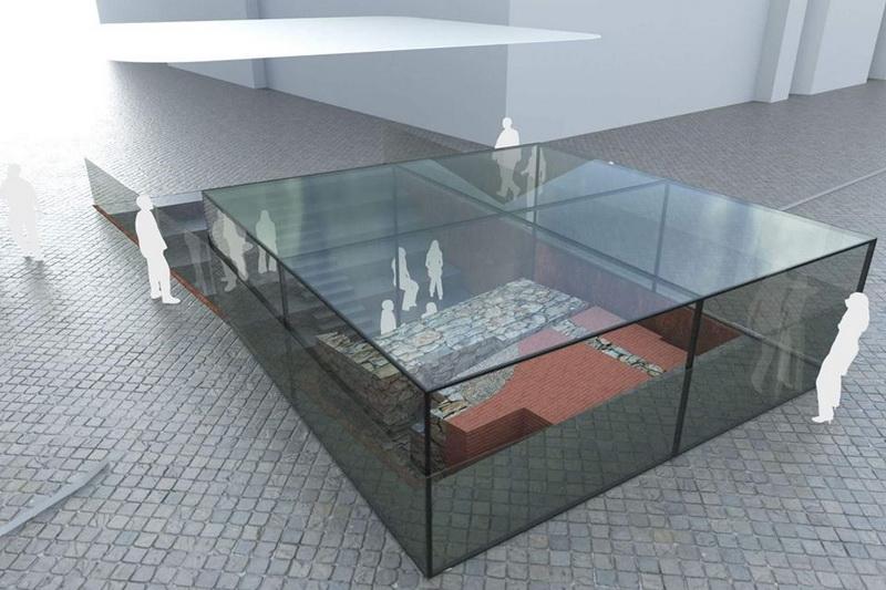 Що ж буде з розкопками Тисменицької брами біля головного корпусу медуніверситету (фото), фото-2
