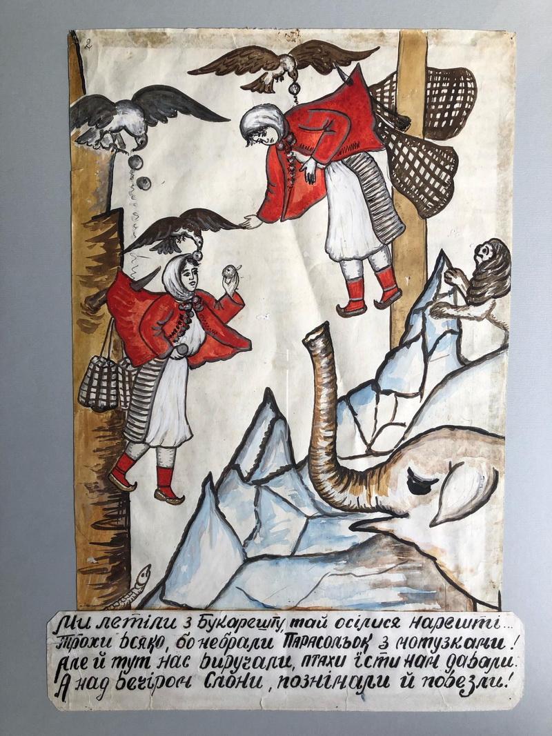 У Мистецькому Арсеналі презентують роботи прикарпатки Параски Плитки-Горицвіт (фото), фото-5