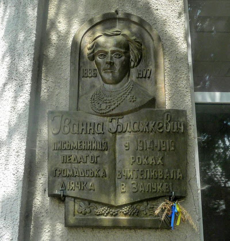 Іванна Блажкевич