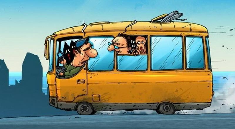 """Водій франківського автобуса з маршруту № 27 став """"людиною тижня"""""""