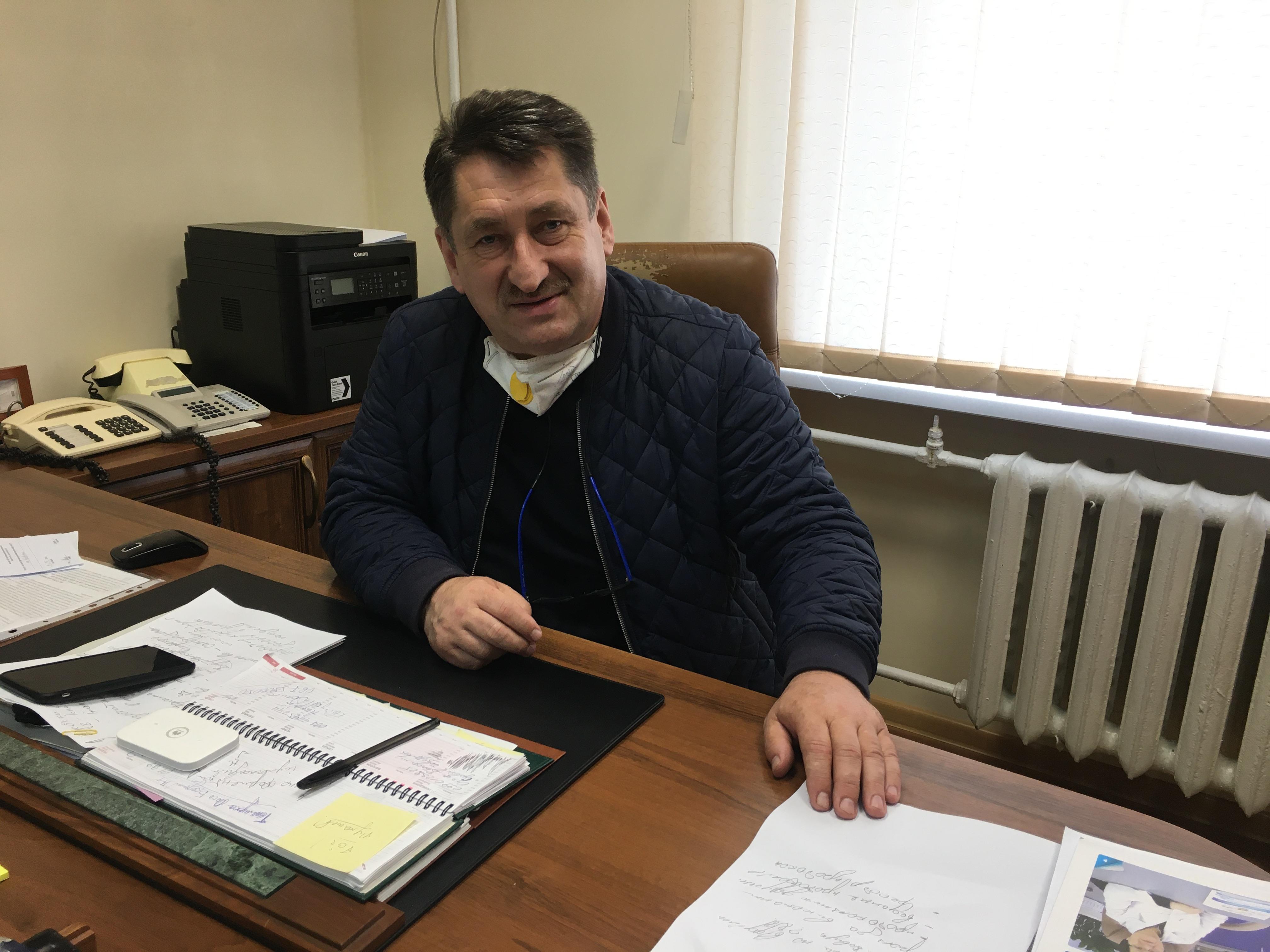 Тарас Масляк: «Це війна, на якій помирають люди»