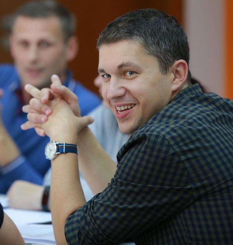 Максим Карпаш: Підприємництво та лідерство
