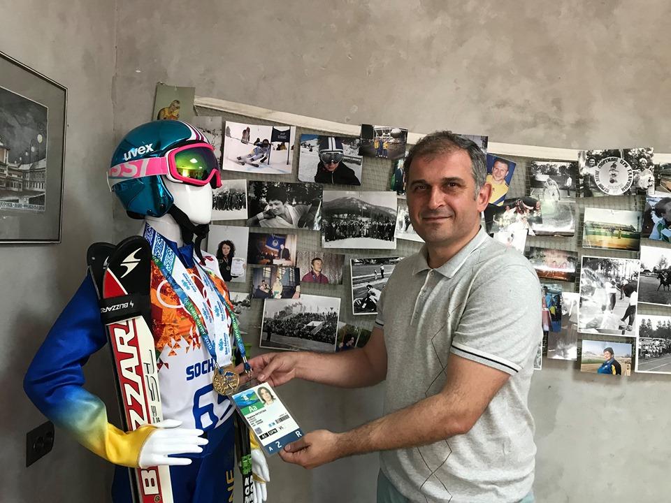 Перемоги пахнуть потом. На Прикарпатті відкрили єдиний в Україні музей спорту (ФОТО)