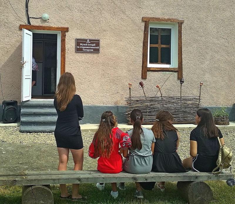 Музей Татарів