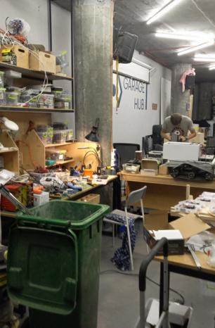 Garage Hub: майстри на всю голову (ФОТО)