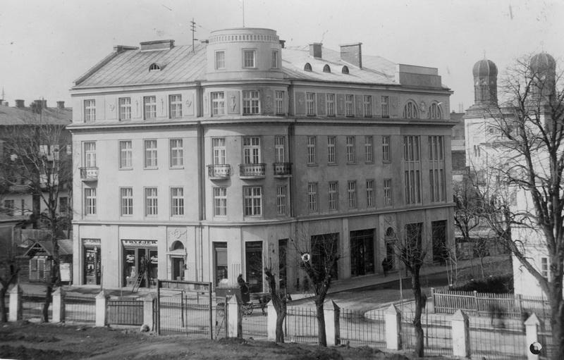 Союз залізничників. Фото з архіву Зеновія Жеребецького