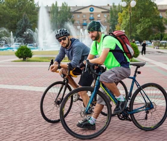 Курс на вело. Як Франківськ надихнув запоріжців розвивати інфраструктуру (ФОТО)