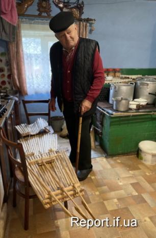 Останній керманич. Дмитро Могорук розповідає, як по Черемошу сплавляли ліс (ФОТО, ВІДЕО)