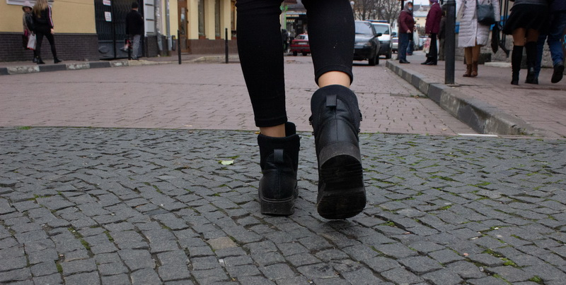 Плювки на вулицях Івано-Франківськ