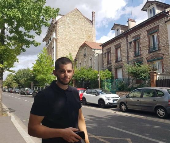 На заробітках: франківець про любов до Парижа, архітектуру й коронавірус (ФОТО)